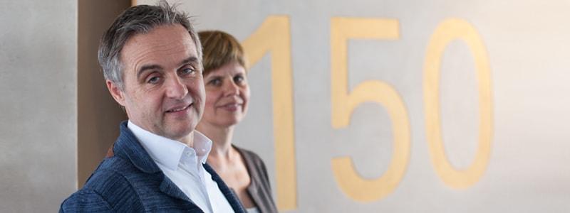150 Jahre Ritter & Frank
